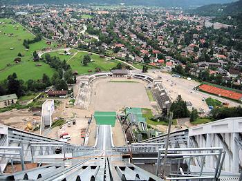 Einkaufszentrum Garmisch-Partenkirchen